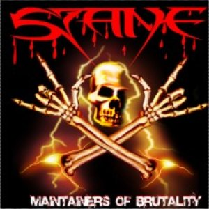 Stane - Maintainers of Brutality cover art
