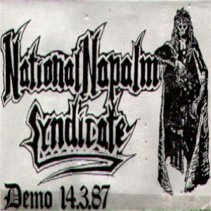 National Napalm Syndicate - Painful Ten Hours cover art
