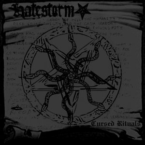 Hatestorm - Cursed Rituals cover art