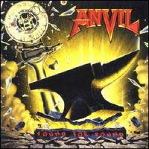 Anvil - Pound for Pound cover art