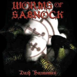 Worms of Sabnock - Dark Harmonies cover art