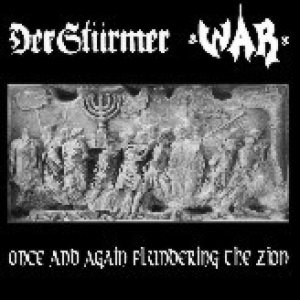Der Sturmer - Once and Again Plundering the Zion cover art