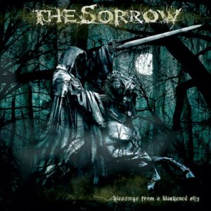 The Sorrow - Blessing From a Blackened Sky cover art