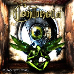 Centinela - Claustrofobia cover art