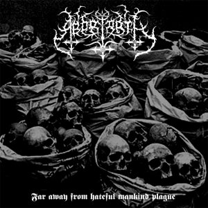 Aboriorth - Far away from Hateful Mankind Plague cover art