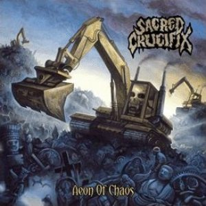 Sacred Crucifix - Aeon of Chaos cover art