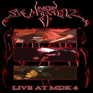 Unborn Suffer - Live At Mdk 4 cover art