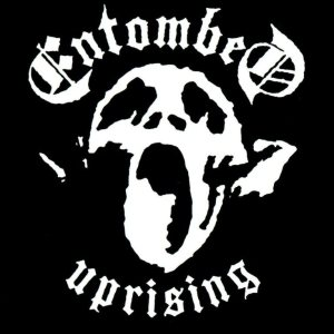 Entombed - Uprising cover art