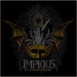 Impious - Holy Murder Masquerade cover art
