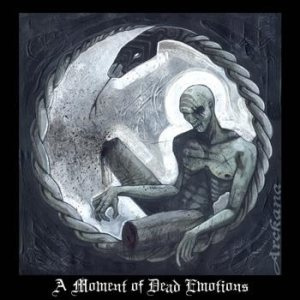 Nahar - A moment of dead emotions cover art