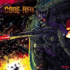 Code Red - Wolves of Warfield cover art
