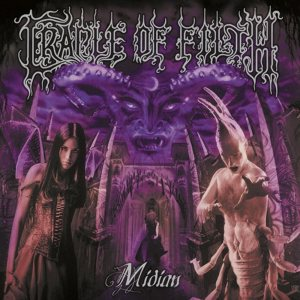 Cradle of Filth - Midian cover art