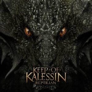 Keep of Kalessin - Reptilian cover art