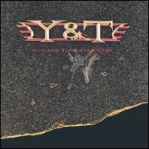 Y&T - Contagious cover art