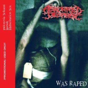 Abhorred Despiser - Was Raped cover art