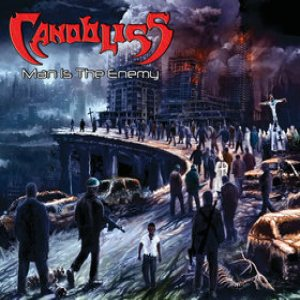 Canobliss - Man Is the Enemy cover art