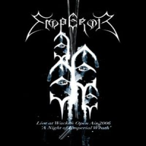 Emperor - Live at Wacken Open Air 2006 cover art