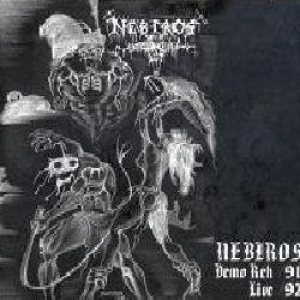 Nebiros - Demo Rehearsal - Live 92 cover art