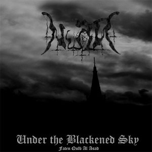 Nutr - Under the Blackened Sky cover art