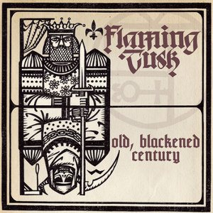 Flaming Tusk - Old, Blackened Century cover art