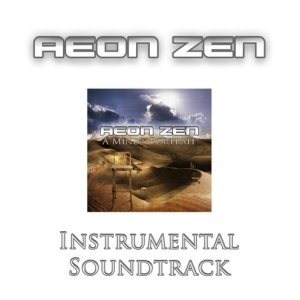 Aeon Zen - A Mind's Portrait (Instrumental Soundtrack) cover art
