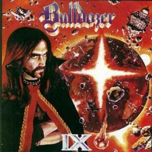 Bulldozer - IX cover art