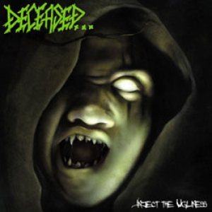 Deceased - Inject the Ugliness cover art