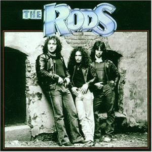 The Rods - The Rods cover art