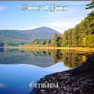 Woods of Ymer - Germania cover art