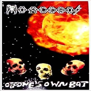 Morcegos - Off One's Own Bat cover art