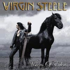 Virgin Steele - Visions of Eden cover art