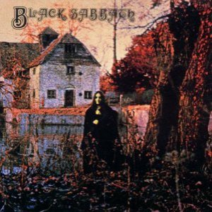 Black Sabbath - Black Sabbath cover art