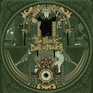 The Black Dahlia Murder - Ritual cover art