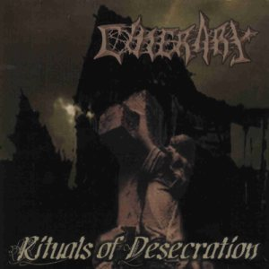 Cinerary - Rituals of Desecration cover art