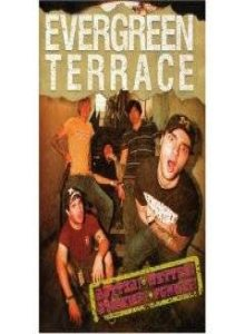 Evergreen Terrace - Hotter Wetter Stickier Funnier cover art