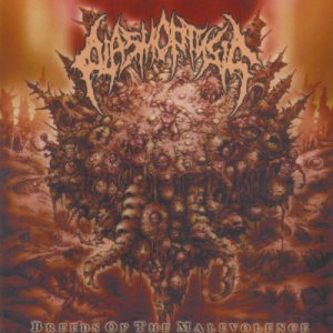 Plasmoptysis - Breeds of the Malevolence cover art