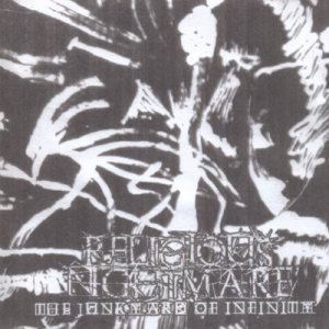 Religious Nightmare - The Junkyard of Infinity cover art