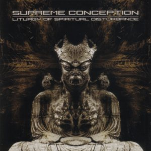 Supreme Conception - Liturgy of Spiritual Disturbance cover art
