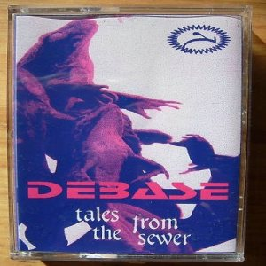 Debase - Tales From the Sewer cover art