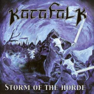 Katafalk - Storm of the Horde cover art