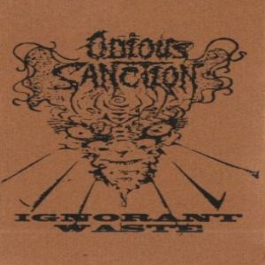 Odious Sanction - Ignorant Waste cover art