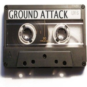 Ground Attack - Lost Tapes cover art