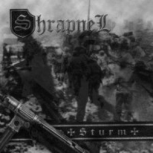 Shrapnel - Sturm cover art
