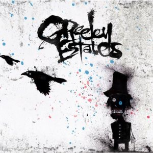 Greeley Estates - Go West Young Man, Let the Evil Go East cover art