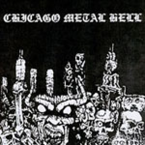 Cianide / malas / Terror Throne - Chicago Metal Hell cover art