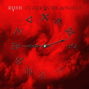 Rush - Clockwork Angels cover art