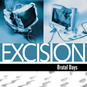 Excision - Brutal Days cover art