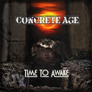 Concrete Age - Time to Awake cover art