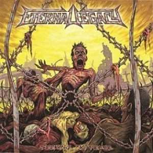 Eternal Legacy - Seeking No Peace cover art