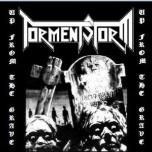 Tormentstorm - Up from the Grave cover art
